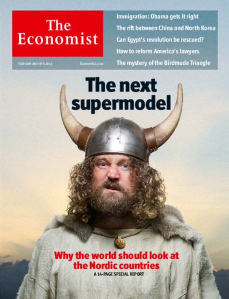 The Economist: The next supermodel