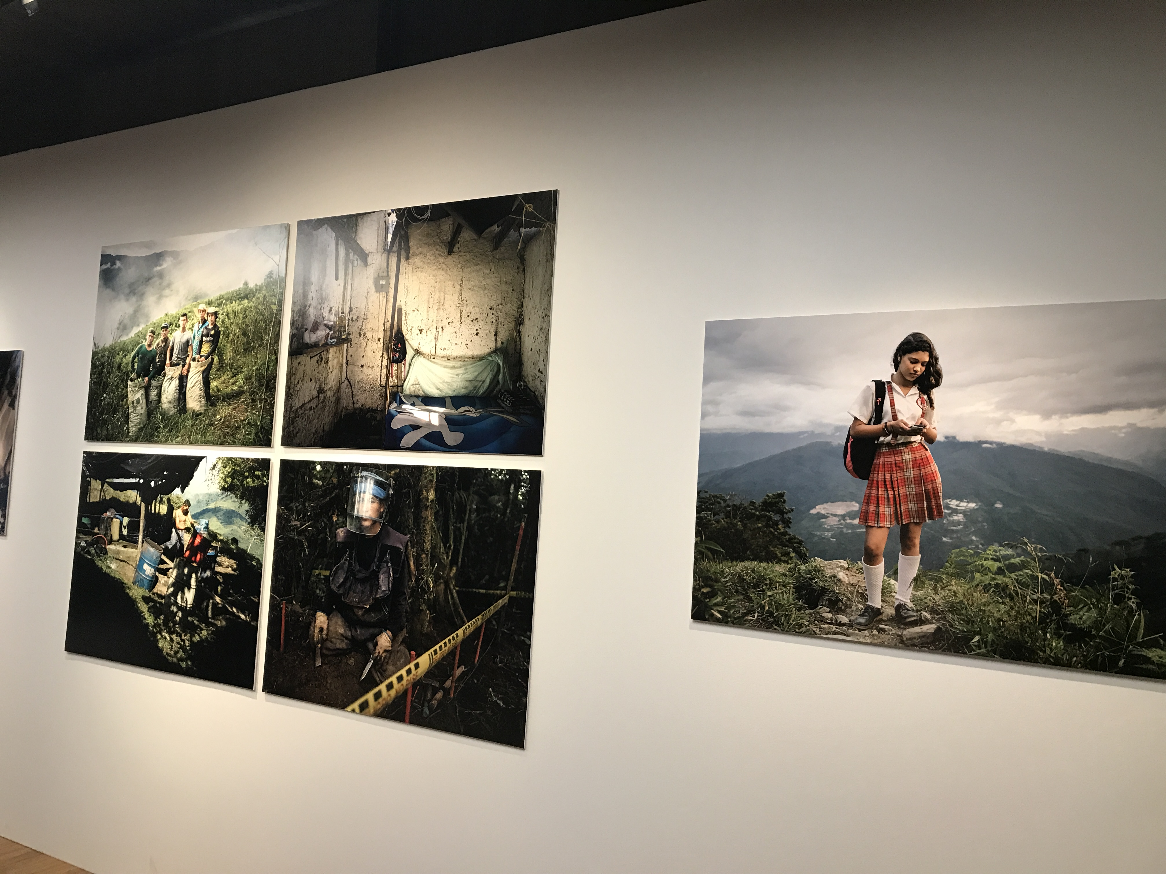 Exhibition pictures